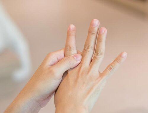 Formigamento nas mãos e nos braços